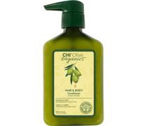 Haarpflege Olive Organics Hair & Body Conditioner