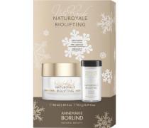 Gesichtspflege NATUROYALE BIOLIFTING Geschenkset Night Repair 50 ml + Enzym-Peeling 8;5 g