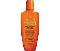 Sonnenpflege Sun Protection Intensive Ultra-Rapid Supertanning Body Treatment SPF 6