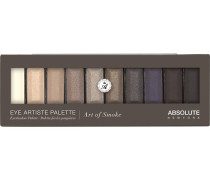 Make-up Augen Eye Artiste Palette Art of Smoke