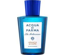 Unisexdüfte Arancia di Capri Blu Mediterraneo Shower Gel