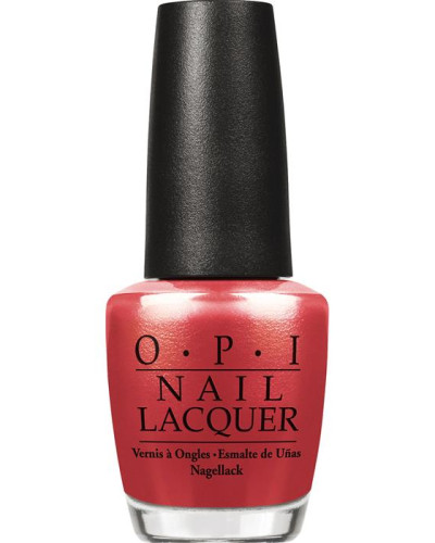 Hawaii Nail Lacquer NLH69 Go with the Lava Flow