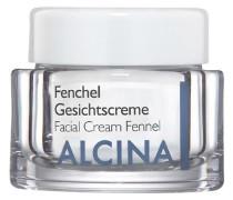 Kosmetik Trockene Haut Fenchel Gesichtscreme