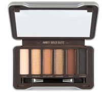 Make-up Augen Icon Mini Eyeshadow Palette Gold Glitz
