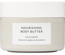 Körperpflege Citrus Menthe Nourishing Body Butter