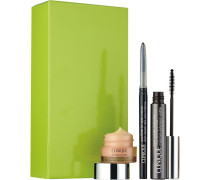 Make-up Augen Lash Power Mascara Set Lash Power Mascara Nr. 01 Black Onyx 6 ml + Quickliner For Eyes Nr. 09 Intense Ebony 1;4 g + All About Eyes 5 ml
