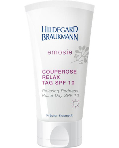 Pflege Emosie Couperose Relax Tag SPF 10