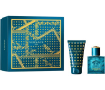 Herrendüfte Eros Geschenkset Eau de Toilette Spray 30 ml + Shower Gel 50 ml