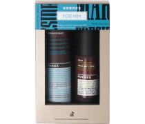 for Men Men Care Geschenkset Anti-Shine Moisturiser SPF 6 Borage 50 ml + Mariagold & Ginseng Aftershave Balm 200 ml