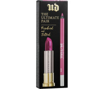Lippen Lipliner Ultimate Pair Duo 24/7 Glide-On Lip Pencil Bad Blood 1;2 g + Vice Lipstick Bad Blood 3;4 g