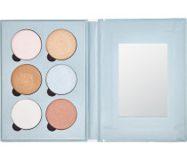 Make-up Teint Glowing Palette 2