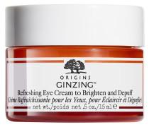 Augenpflege GinZing Refreshing Eye Cream To Brighten And Depuff