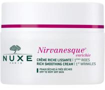 Gesichtspflege Erste Mimikfalten Für trockene bis sehr trockene Haut Nirvanesque enrichie Rich Smoothing Cream