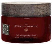 The Ritual Of Ayurveda Balancing Body Cream