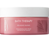 Bath Therapy Relaxing Blend Body Hydrating Cream Infused
