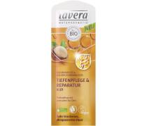 Haarpflege Pflege Bio-Mandelöl & Bio-Macadamianussöl Tiefenpflege & Reparatur Kur