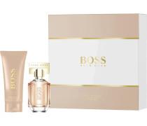 Boss Black Boss The Scent For Her Geschenkset Eau de Parfum Spray 30 ml + Perfumed Body Lotion 100 ml