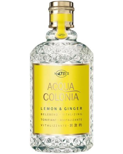 Lemon & Ginger Eau de Cologne Splash Spray