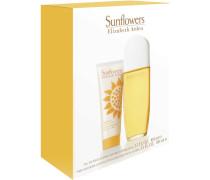Damendüfte Sunflowers Geschenkset Eau de Toilette Spray 100 ml + Body Lotion 100 ml