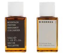Herrendüfte Mountain Pepper; Bergamot; Coriander Eau de Toilette Spray