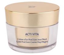 Gesichtspflege Acti-Vita Gold ProCGen Creme Day/Night