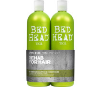 Bed Head Urban Anti+Dotes Re-Energize Tween Duo Shampoo 750 ml + Conditioner 750 ml