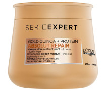 Serie Expert Absolut Repair Gold Quinoa + Protein Resurfacing Golden Masque