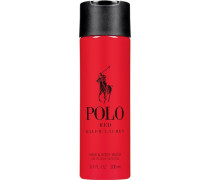 Herrendüfte Polo Red Hair and Body Wash