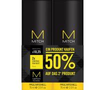 Haarpflege Mitch 50% Off Mitch Construction Paste 2 x Costruction Paste Mesh Styler 75 ml