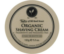 Herrenpflege Rasurpflege Organic Shaving Cream