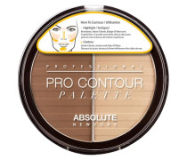 Make-up Teint Pro Contour Palette APC03 Dark