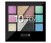 Make-up Augen Perfect Ten Colors