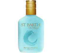 SEA BREEZE With Coconut Oil Blue Lagoon Shower Gel