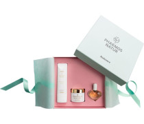 Gesichtspflege Reinigung Geschenkset Balance Crème 50 ml + Wasch-Gel 50 ml + Cell Vital Rose Herz 7;5 ml