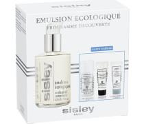 Pflege Damenpflege Geschenkset Emulsion Ecologique 125 ml + Eau Efficace 30 ml + outh 8 ml + Global Perfect Pore Minimizer 10 ml