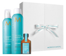 Haarpflege Pflege Volume-Package Volumenschaum 250 ml + Root Boost 250 ml + Haarölpflegebehandlung 25 ml