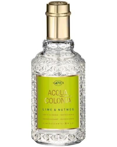 Unisexdüfte Lime & Nutmeg Eau de Cologne Spray