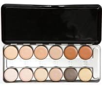 Make-up Teint Camouflage Profi Set 12 Farbtönen für helle Haut