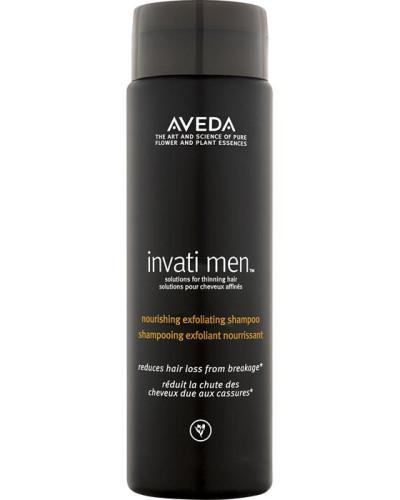 Hair Care Shampoo Invati Men Exfoliating