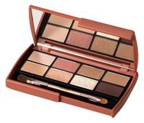 Make-up Augen Dailism Eye Palette Brick Brown