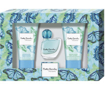 Damendüfte Pretty Butterfly Geschenkset Eau de Toilette Spray 20 ml + Shower Gel 75 ml + Body Lotion 75 ml