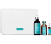 Haarpflege Styling Styling-Kit Hydrating Styling Cream 300 ml + Glimmer Shine Spray 50 ml + Haarölpflegebehandlung 50 ml