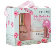 Pflege Stress Balance Geschenkset Skin Meditation 50 ml + Anti-Irritation Serum 50 ml
