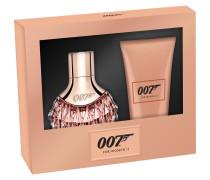 For Women II Geschenkset Eau de Parfum Spray 30 ml + Body Lotion 50 ml