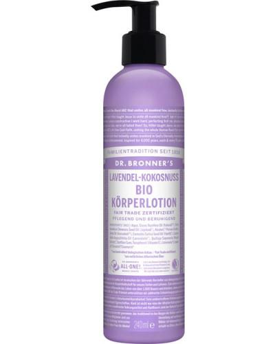 Körperpflege Lavendel-Kokosnuss Bio Körperlotion