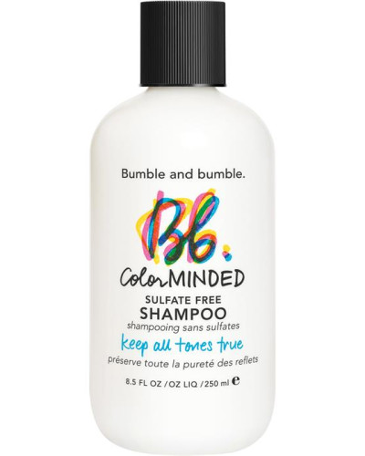 Shampoo Color Minded Sulfate Free