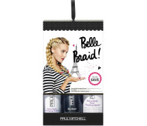 Haarpflege Extra Body Pardon my French Belle Braid Collection Extra Body Sculpting Foam 200 ml + Firm Finishing Spray 300 ml + Dry Wash 252 ml