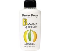 Pflege 4 Friends Banana Moisturizing Bath & Shower Gel
