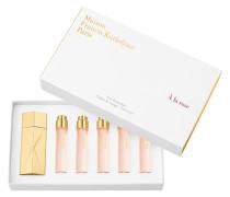 À la rose Geschenkset Spray Case Gold Edition 5x 11 ml Refills A La Rose
