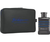 Herrendüfte Secret Mission Geschenkset Eau de Toilette Spray 50 ml + Kulturtasche